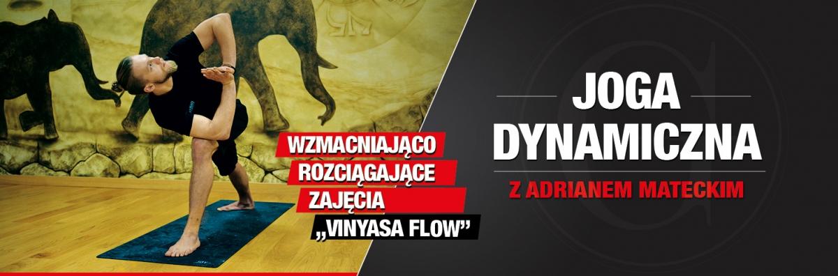 Poznaj Vinyasa flow