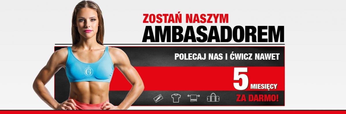 Program Ambasador trwa tylko do końca kwietnia