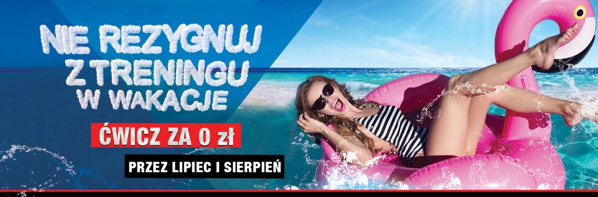 Super Promo na karnet OPEN na wakacje!
