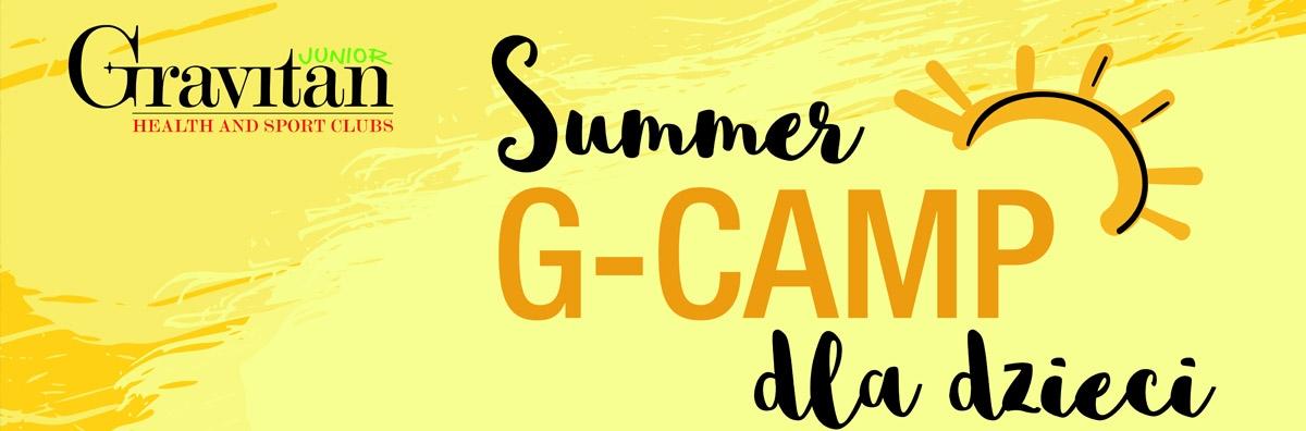 Summer G-Camp dla dzieci