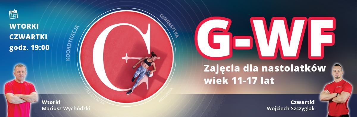 G-WF - zajęcia dla nastolatków