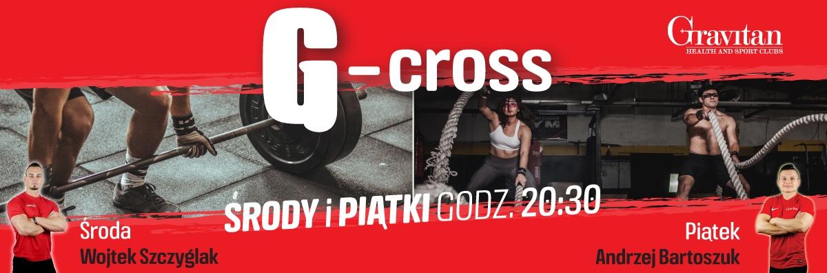 G-Cross - środy i piątki o 20:30