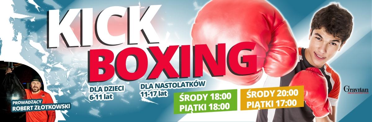 Kickboxing dla dzieci i nastolatków