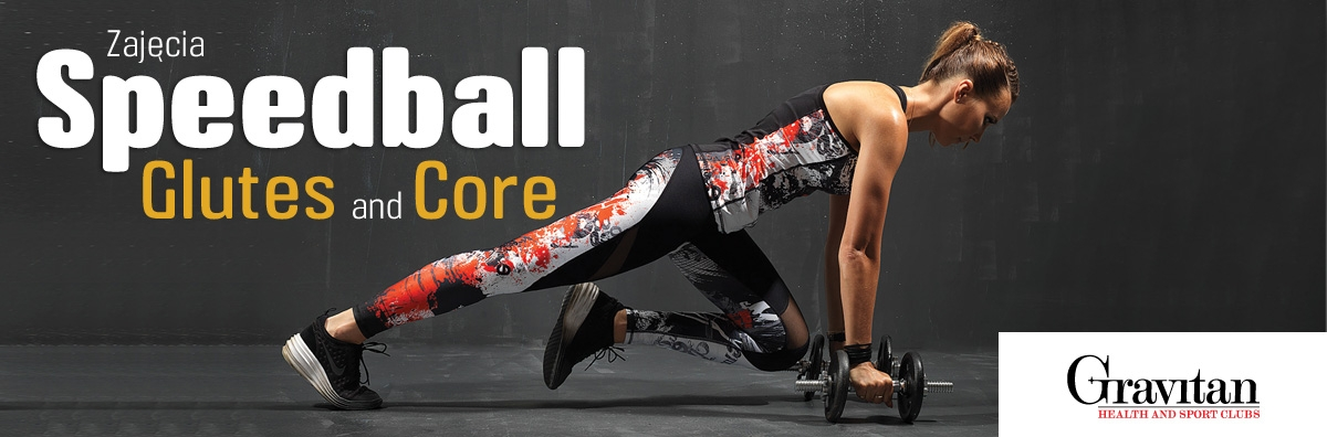 Speedball Glutes & Core