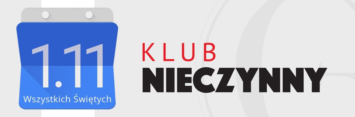 1.11 klub nieczynny