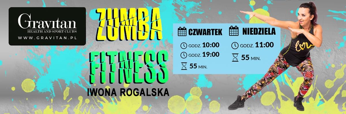 Zumba Fitness z Iwoną Rogalską