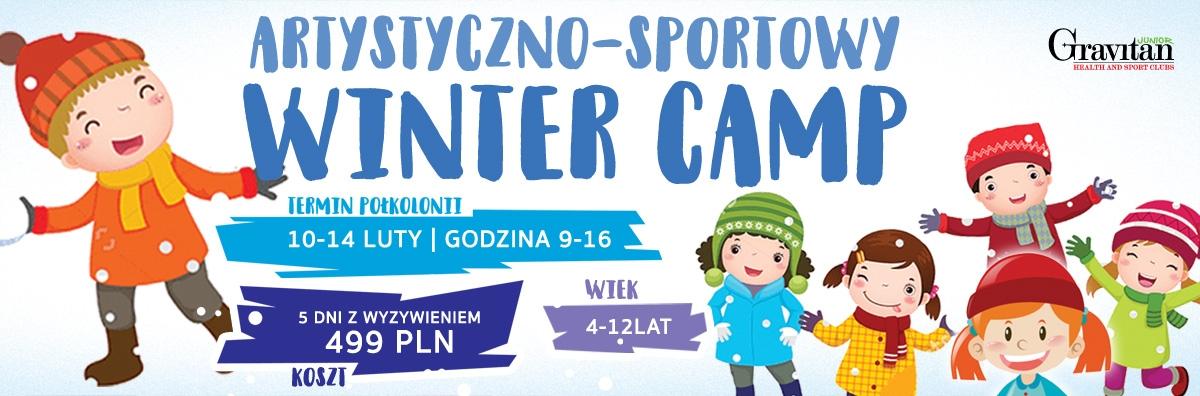 Artystyczno-sportowy Winter Camp - 10-14.02.2020