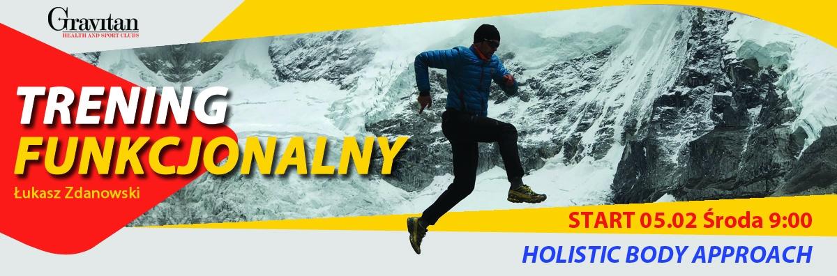 Trening funkcjonalny Holistic Body Approach