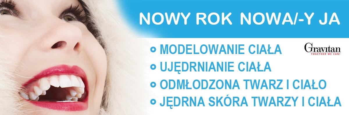 Pakiety Beauty - Nowy rok nowa/y ja