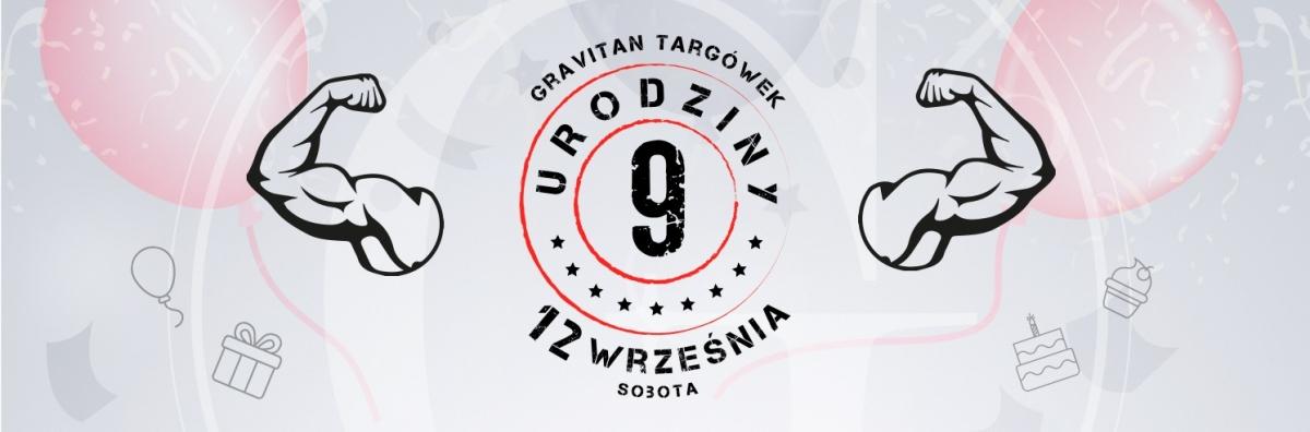 12.09 - urodziny klubu Gravitan Targówek