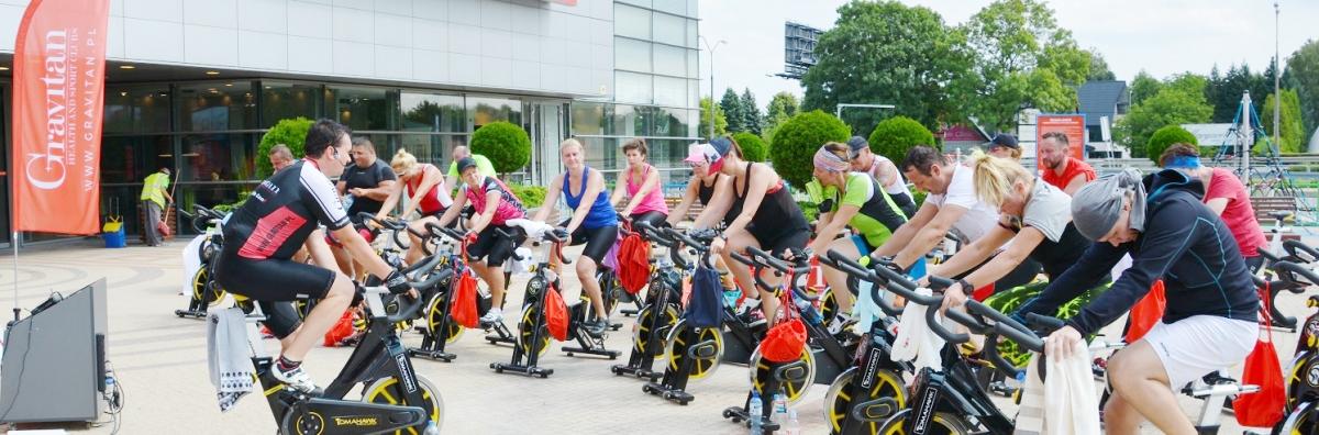19.09 Dzień otwarty i maraton rowerowy na świeżym powietrzu