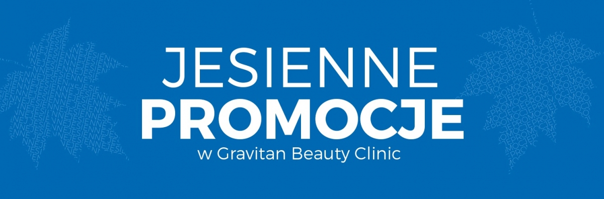 Promocje w Gravitan Clinics