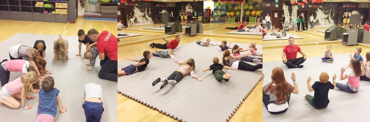 Gimnastyka z elementami korektywy